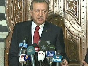 Erdoğan, 'Laiklik' Önerisi Hakkında Konuştu