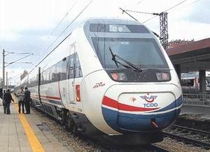 Yüksek Hızlı Trenin Biletleri 70 İle 80 Lira