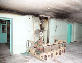 Erganide 2 Günde 4 Camiye Sabotaj