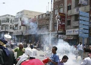 Yemendeki Gösterilerde 2 Kişi Öldü