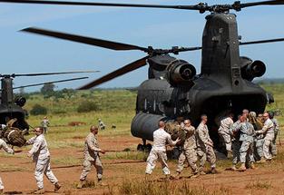 ABD Afrikada El-Kaideye Karşı Üs İnşa Ediyor!