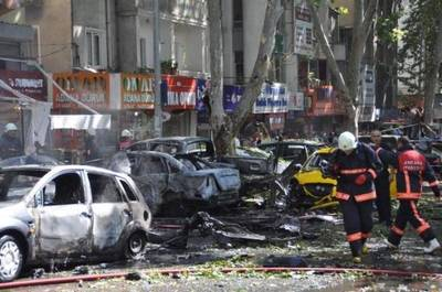 Ankaradaki Bombalı Saldırıyı TAK Üstlendi