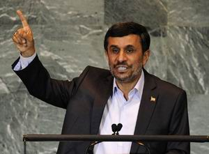 Ahmedinejad Konuştu, Diplomatlar Terk Etti