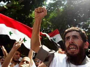 Suriyede Bugünkü Cumada Yine Kan Aktı