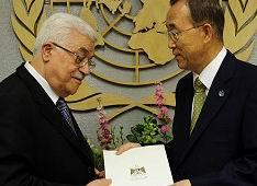 Filistin Üyelik Başvurusu Güvenlik Konseyinde