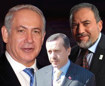 """İsrail'de """"Erdoğan"""" Öfkesi!"""