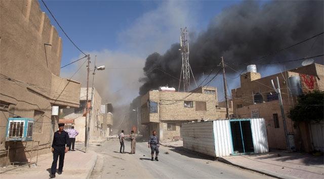 Irakta Bombalı Araçla Saldırı: 20 Ölü