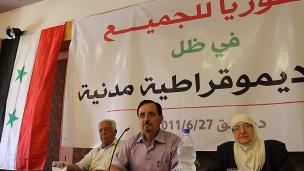 Suriyeli Muhalifler Birleşiyor