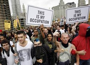 ABDde Kapitalizm Karşıtı Gösteriler