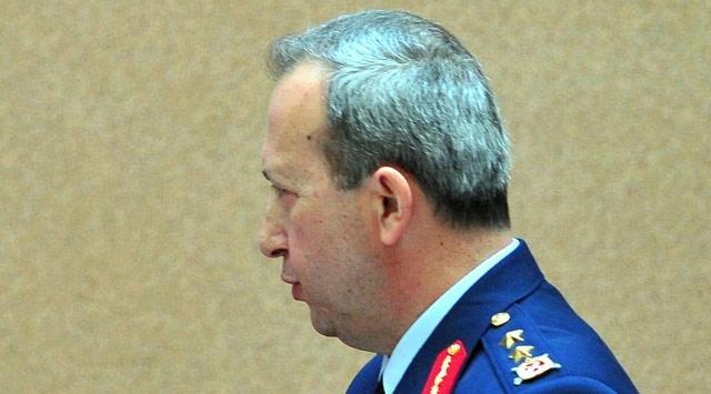 Tümgeneral Karataş Balyoz'dan Tutuklandı