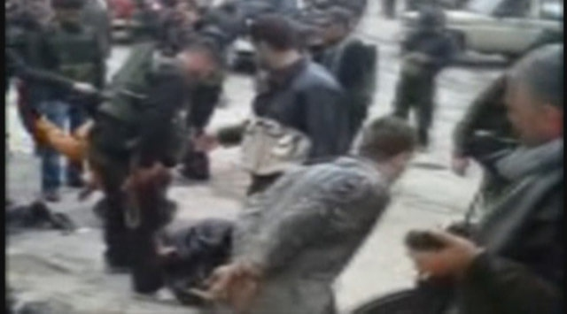 Suriyede Şiddet Vahşet Boyutlarında