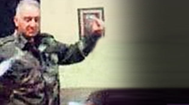Dağlıca Komutanı Dirikin Cezası Onandı