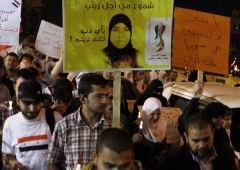 Suriyeli Eylemciler Yurtdışında da Hedefte