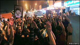 Suudi Arabistanın Doğusunda Çatışmalar