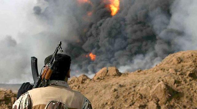 Irakta Patlama: 10 Ölü