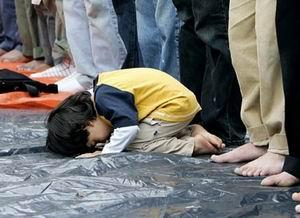 Çocuklar İçin Camilerde Oyun Alanları