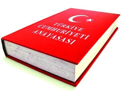 Yeni Anayasa İçin Şimdiden Kırmızı Çizgi