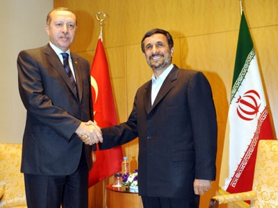 Türkiye-Suriye ve İran İlişkileri