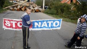 NATOdan Kosovalı Sırplara Ültimatom