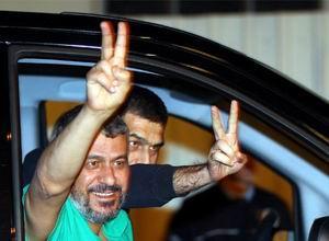 11 Filistinli Esir Türkiye'ye Getirildi (FOTO)