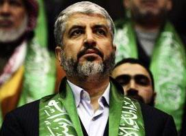 "Meşal: ""Arap Baharı Filistinin Yararına"""