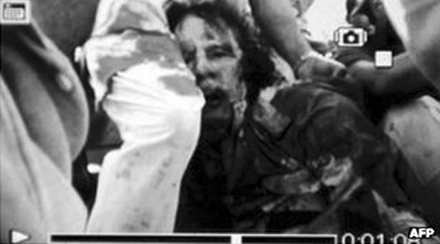 Kaddafi'nin Öldürülmesi ve Adalet