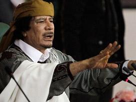 Libya Diktatörü Muammer Kaddafi Öldürüldü