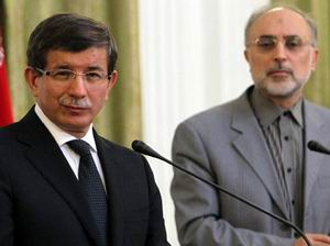 İran Dışişleri Bakanı Salihi Ankara'da