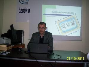 Tatvan'da 'İslam Düşüncesi' Konuşuldu