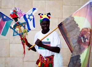 İsrail Sudanı Böldü; Şimdi Yerleşiyor
