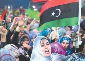 Libyada Seçim İçin Kanun Tasarısı