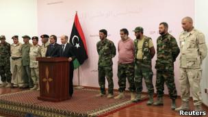 Libya NATOdan Kalışını Uzatmasını İstedi