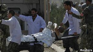 Taliban Kabilde 13 ABD Askerini Öldürdü