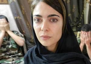 İran Asıllı İngiliz Gazeteci Suriye'ye Girdi