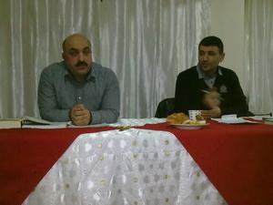 Ümraniyede Cin, Melek ve Mehdi Tartışıldı