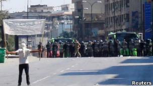 Suriye Halkı Hep Meydanlarda! (VİDEO)