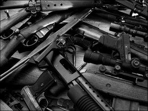 Jandarma'daki 14 Silah Kayboldu