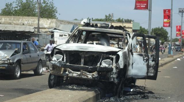 Nijeryada Ölü Sayısı 150ye Çıktı
