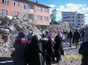 Tatvanlı Bayanlar Bayramı Erciş'te Kutladı