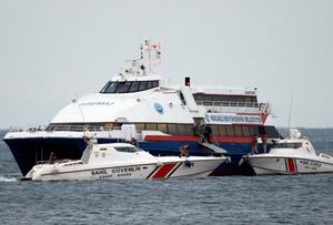 Deniz Otobüsünü Kaçıran Eylemci Öldürüldü!
