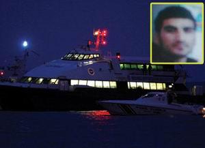 Gemiyi Kaçıran Eylemcinin Kimliği Açıklandı