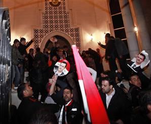 Halepte Türkiye Konsolosluğuna Saldırı