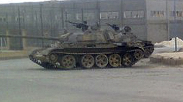 Suriye-Ürdün Sınırında Çatışma: 40 Ölü