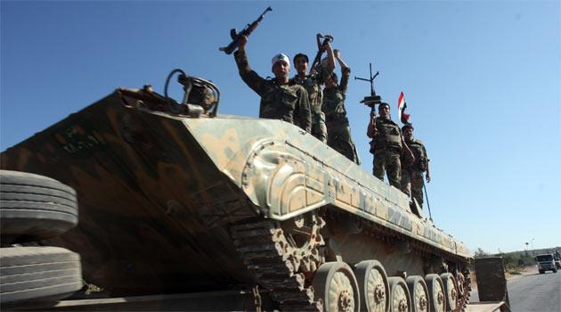 Suriyede Baas Güçleri 22 kişiyi Öldürdü