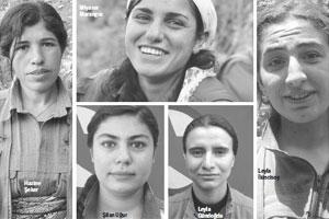 Başbakanın Sözünü Ettiği PKKlı 5 Kız