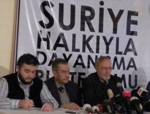 İhvandan Özgür Suriye Ordusuna Destek