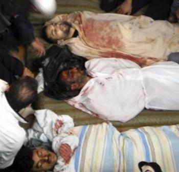 Suriye'de 10 Bin Ölü 60 Bin de Kayıp Var
