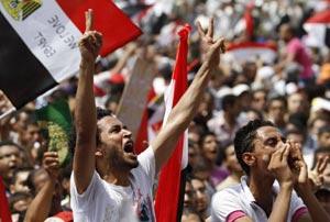 Tahrir Meydanında Bugün Dev Bir Gösteri Var
