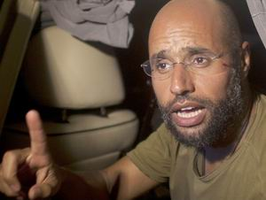 Oğul Kaddafi, Trablusa Nakledilecek