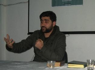 K.Çekmecede Suriye İntifadası Tartışıldı